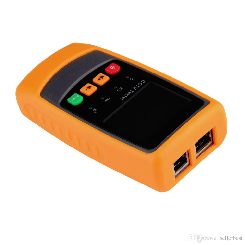 Inseguitore LCD a 2 pollici del tester di sicurezza del tester del CCTV del monitor di GM61 con la macchina fotografica di rilevazione di ADSL Commercio all'ingrosso