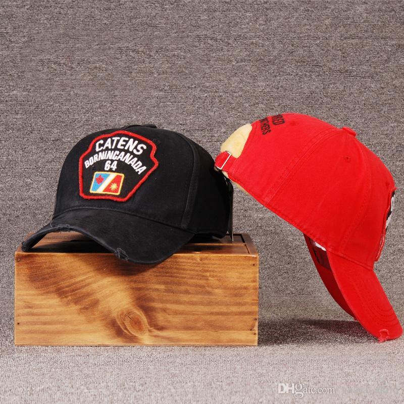 Compre Moda De Primavera Al Aire Libre Accs Nacido En Canadá Gorras  Deportivas Sombreros Para El Sol Ajustados Marca Sombreros De Béisbol Envío  Gratis A ... 4ab32fa1c62