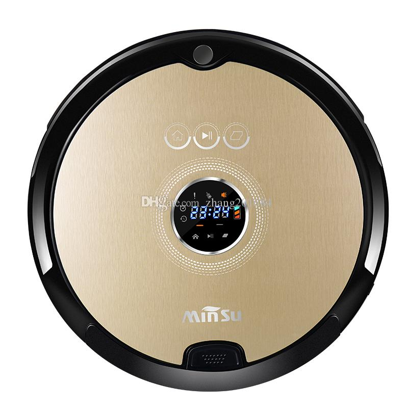 see larger image - Robotic Vacuum Cleaner