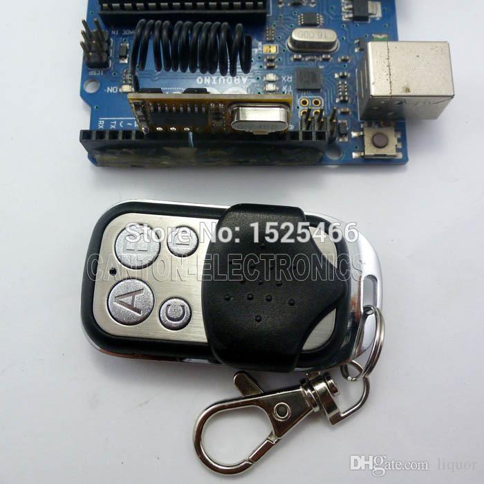 2019 433Mhz UNO Wireless Decoding Kit 5V RF Remote Control +
