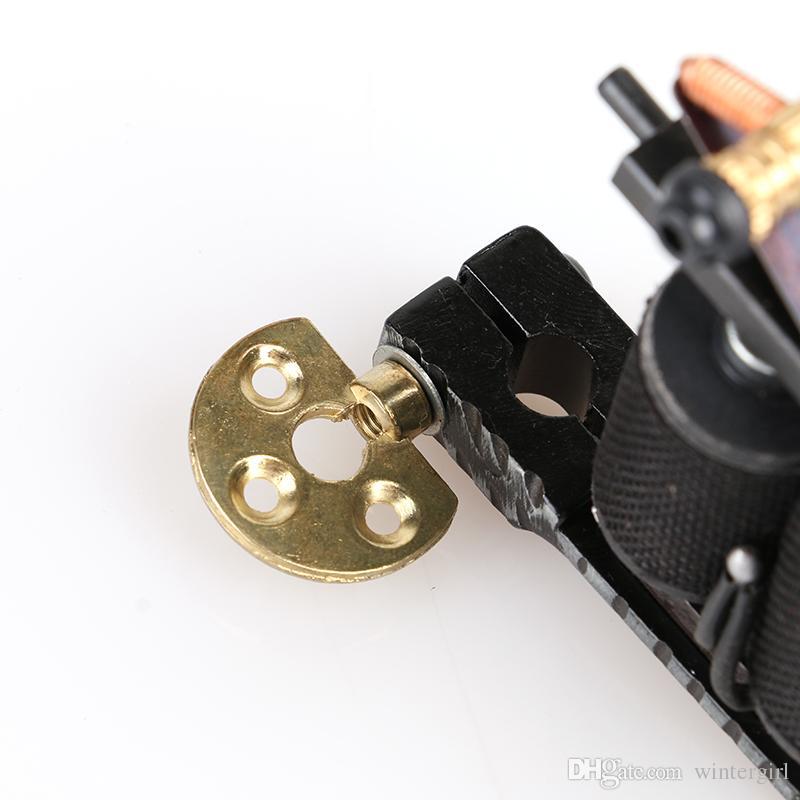 o tipo o mais atrasado máquina giratória do projeto superior para a arma de motor da tatuagem do ferro fundido da máscara com de alta qualidade
