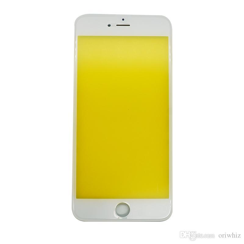 lentille en verre de remplacement pour écran tactile avant pour iPhone 5s 6 plus 6s 6s plus 7 plus mélanger afin de OK OK DHL gratuit