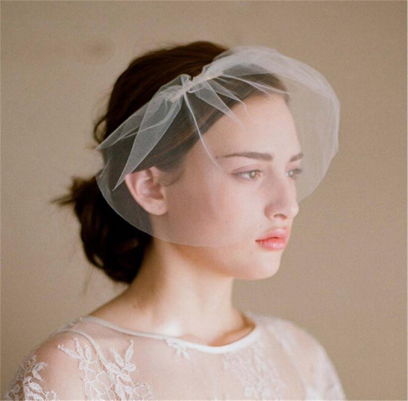 Opinion vintage wedding hairstyles with birdcage veil final