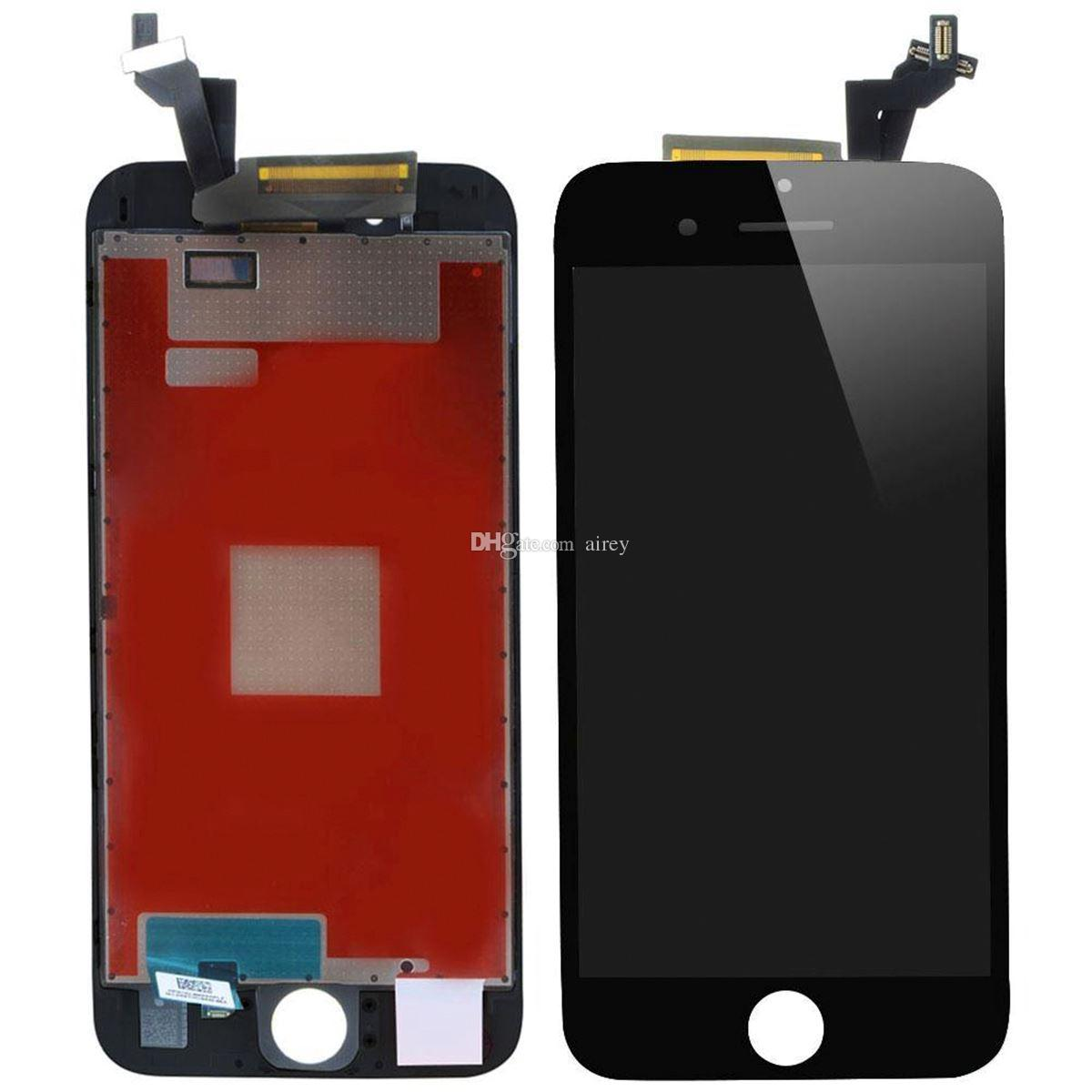 wholesale dealer 81776 e2e95 DHL Free AAA Quality iPhone 6S+ LCD Digitizer Panel Touch Screen Display  Assembly with Frame Repair Replacement for Apple iPhone 6S Plus