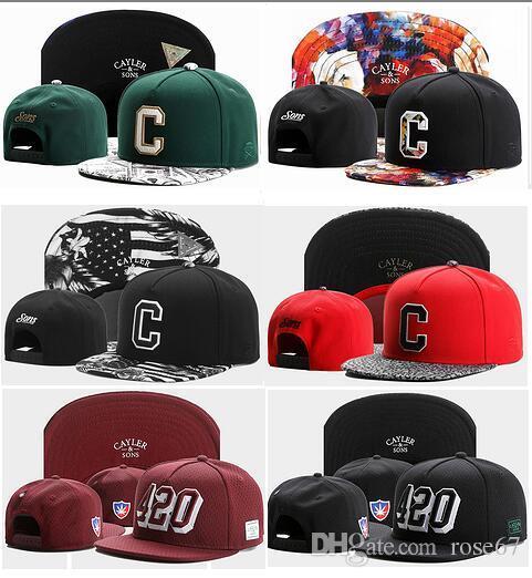 e62715e4ea1 Good Quality New Gorra Cheap Cayler   Sons Snapbacks Outwear Grasses ...
