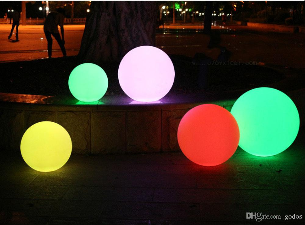 Nice Online Cheap Rechargeable LED Ball Light, Bedroom Decorative Remote Control  Lamp, Christmas Halloween Party Flash Strobe Floating Night Lamp By Godos  ...