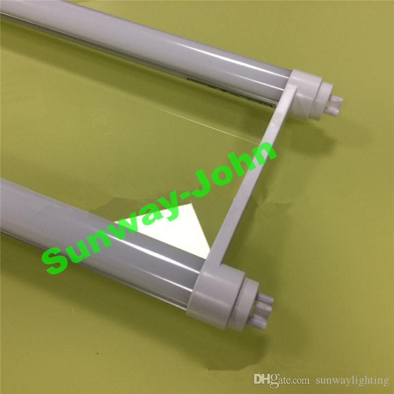T8 LED U Tüp Işık ampuller 2ft G13 led tüpler ışıkları 18 w 22 w U şekilli led floresan lamba 568 MM AC85-265V Garanti 3 Yıl