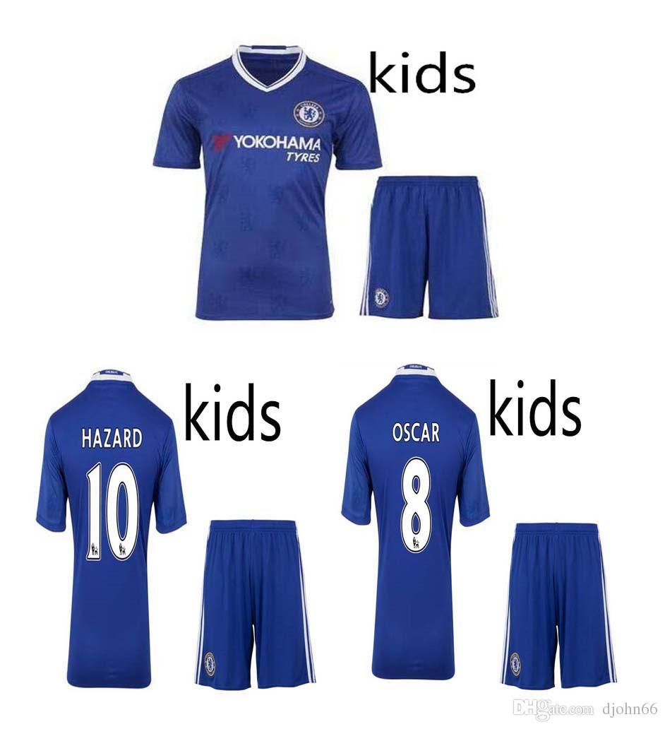 093338622cfd4 Compre camiseta niños chelsea equipo para el hogar jpg 942x1032 Camisa 2016  jersey chelsea