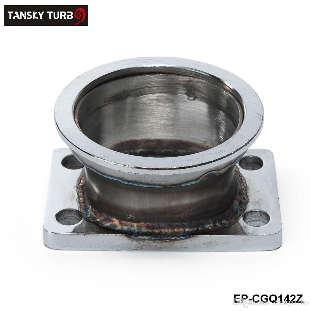 TANSKY - Adaptateur en acier pour bride à bande en V T3 4Bolt à 3