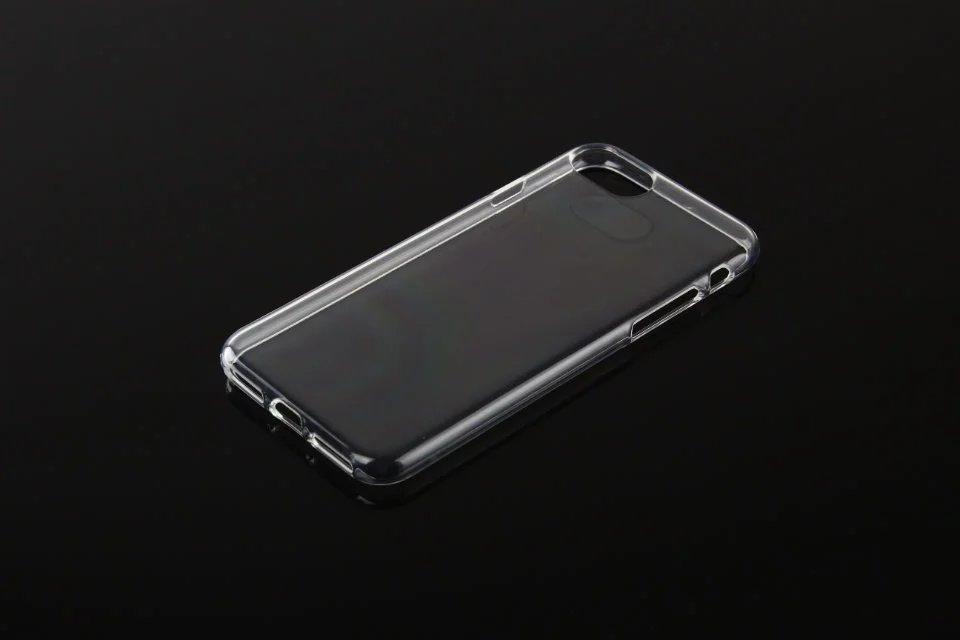 1.0mm Klare Telefongehäuse für iPhone 13 Pro max 12 Mini 11 x XR xs 8 7 Telefon13 Samsung S21 plus ultradünne transparente Abdeckung Weiche TPU-Gehäuse Kristall leer ultradünn hinter Haut