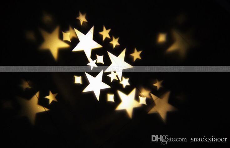 laser luce del proiettore principale della stella della lampada di notte effetti di luce del progetto il partito di natale campione degli Stati Uniti