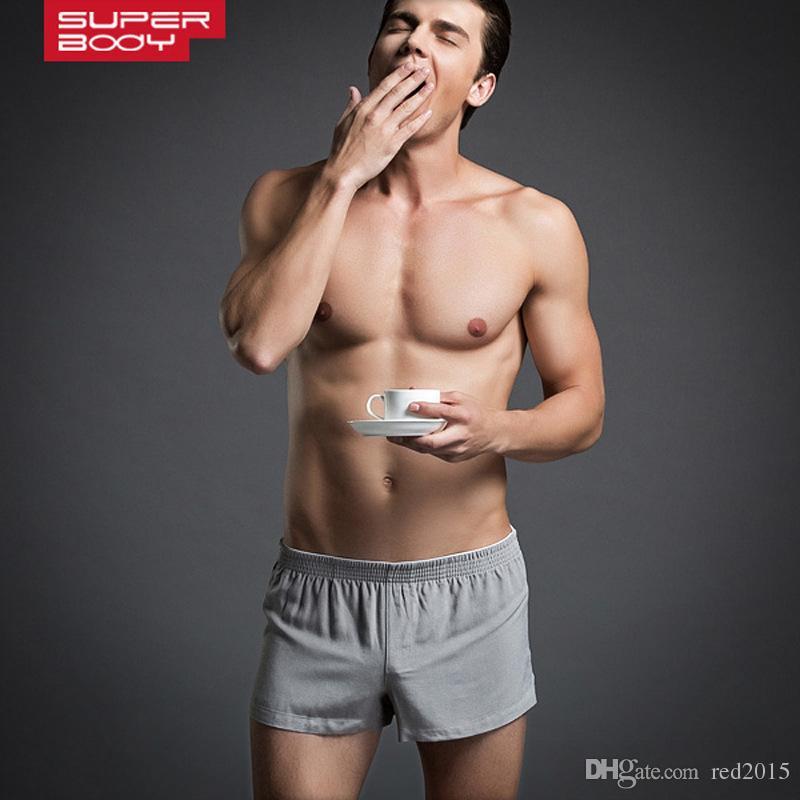 Оптовая торговля-Sexy Man Beach повседневная боксер активный дизайнер дышащий спорт бег карманные шорты Совет тренажерный зал короткие мужчины