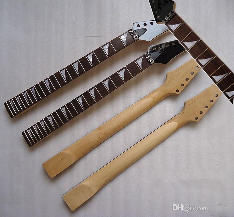 22 Frets Guitarra Elétrica cordas guitarra canadense Guitarra bloqueio guitarra guitarra instrumentos musicais acessórios Guitar Parts