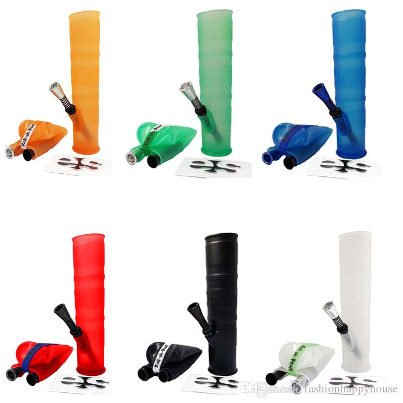 New styles Rohs Silicon Mash Creative Acrylic Smoking Pipe Gas Mask Pipes Acrylic Bongs Tabacco Shisha Pipe