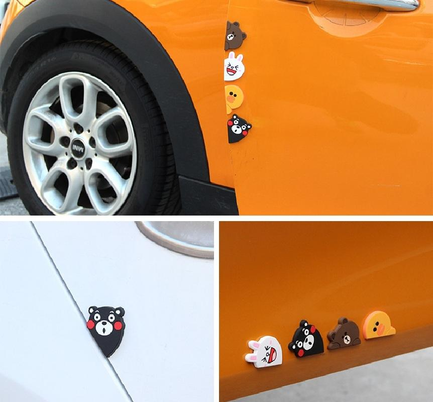 2018 Universal Cartoon Car Door Edge Guards Trim Molding Protection Strip Scratch Protector Dropshipping From Meijitejnzpc $2.72 | Dhgate.Com & 2018 Universal Cartoon Car Door Edge Guards Trim Molding Protection ...