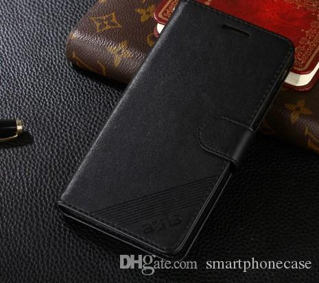 Huawei Honor 7을 위해 차가운 화려한 원래 울트라 얇은 슬림 TPU Cover Flip Luxury Wallet 가죽 케이스 Huawei Honor 7
