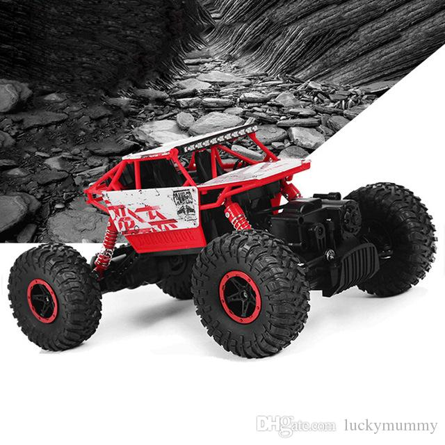 Hb Rc Car 24ghz 118 Scale 4 Wheel Drive Rock Crawler Toy Rhdhgate: 18 Scale Radio Controlled Rock Crawler At Gmaili.net