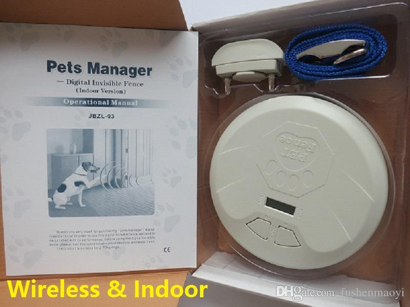 2018 Pet Supplies Dog Supplies Electric Dog Fence Invisible Fence ...