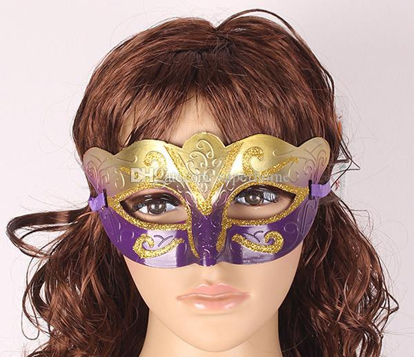 Halloween Masks for Adults Venetian Masquerade Mask Halloween Mask Sexy Carnival Dance Mask Cosplay Fancy Wedding Gift
