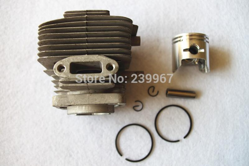 Cylinder assy 32mm for Kawasaki TH23 engine free postage hedge trimmer cutter cheap Cylinder head + piston kit parts