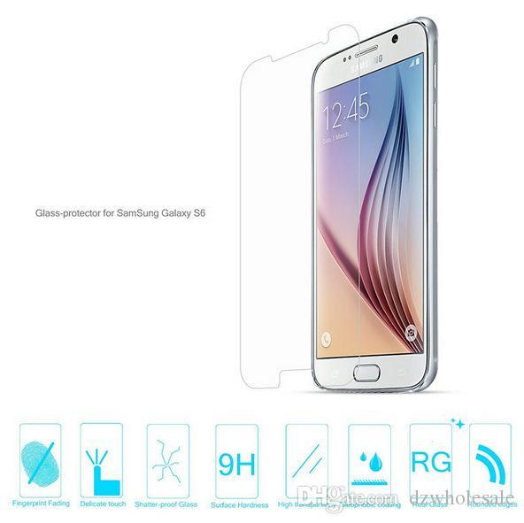 ultra mince 9H prime protecteur d'écran en verre trempé pour Samsung Galaxy G530 / G355 / G360 / A3 / A5 / J1 / J5 / Core / i8552 / Note5 Duos Explosion