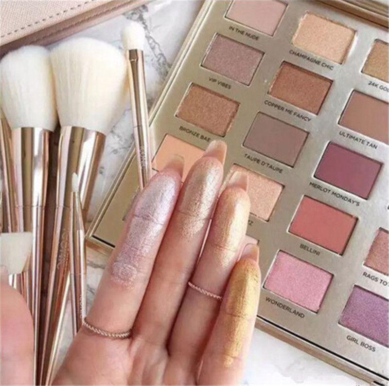 Marque iconique London 20 palette de fard à paupières en couleur dans le maquillage de visage Shine Palette DHL expédition prix battu