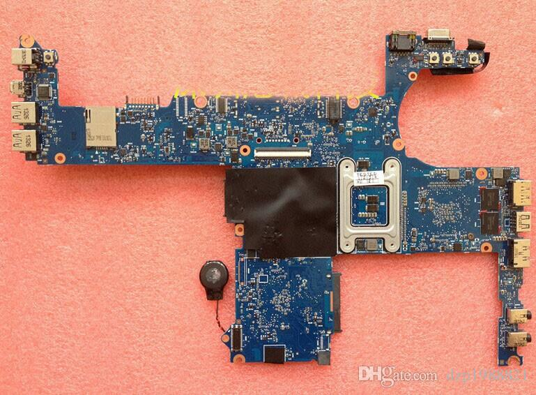 686041-001 board for HP elitebook 8470p 8470W laptop intel DDR3 motherboard with QM77 chipset and with discrete graphics memory