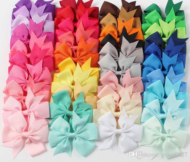 Hair Bows Hair Pin for Kids Girls Children Accessories Baby Girl Hair Clips Flower Hot