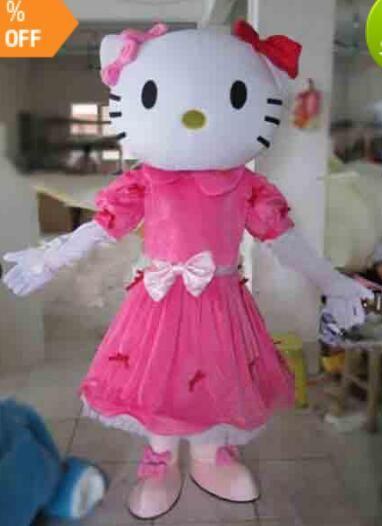 31ba358ed Hot Sale Miss Hello Kitty Mascot Costume Adult Size Hello Kitty Mascot  Costume High Quality Adult Mascot Costume Jasmine Costumes Musketeer  Costume From ...