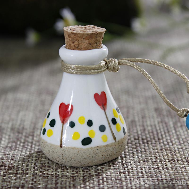 Óleo essencial difusor colares flores frasco pequeno colar de pingente de aromaterapia pingente vintage desejando perfume garrafa pingente colares