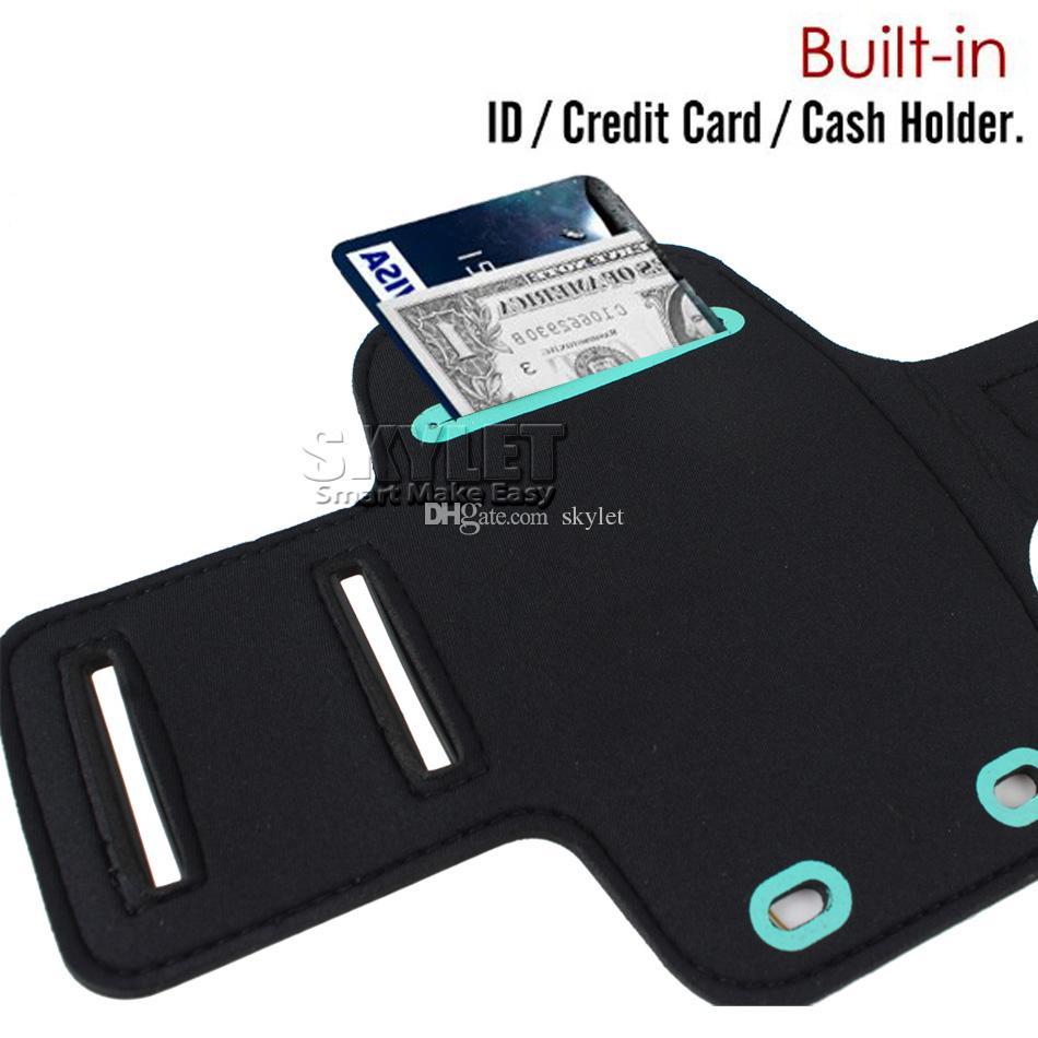 لفون XS MAX الرياضة للماء الجري شارة حالة تجريب شارة حامل الحقيبة حقيبة الهاتف المحمول الذراع مع حقيبة OPP