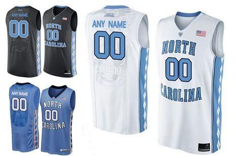 640886e90 Mens North Carolina Tar Heels Custom College Basketball Jerseys  2  5  11   15  23 Black Royal Blue White Stitched Personalized Jerseys S-3XL North  Carolina ...