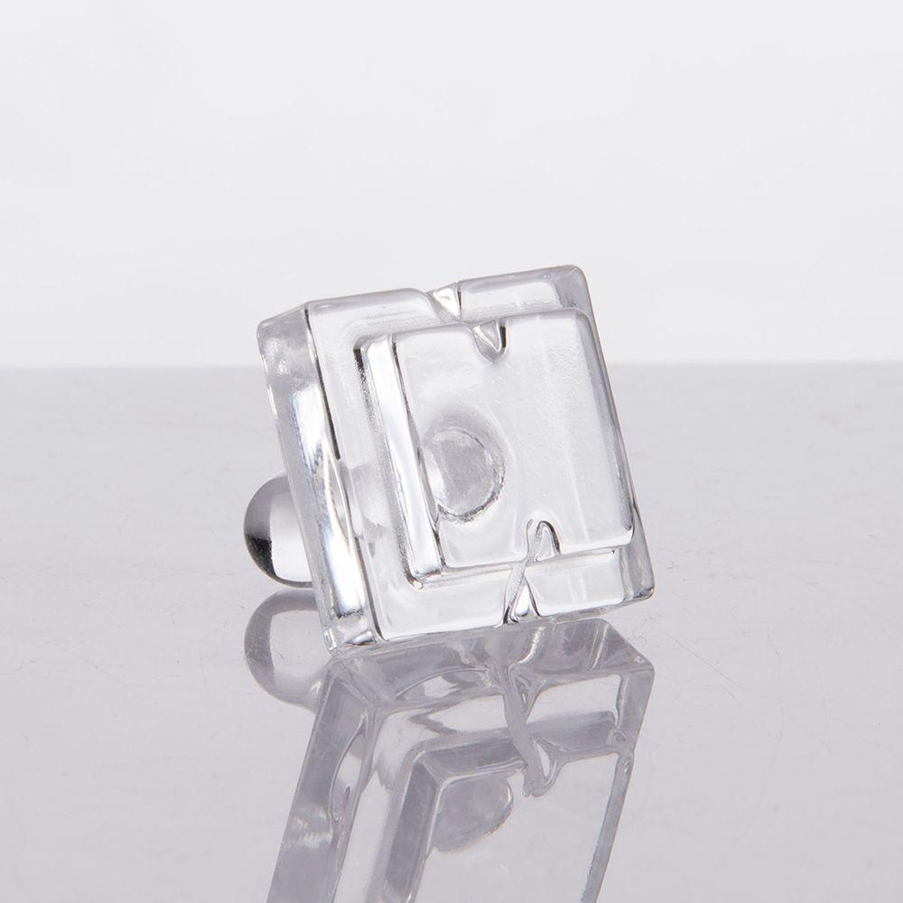 Чистый кварцевый сахар Cube Banger ногти с 10 14.4 18.8 мм матовый/ясно совместных квадратных карбюратора колпачок набор из 2!