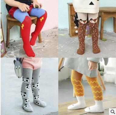 cc8ddc5ef Baby Kids Tights 2016 Winter Baby Leggings Tights Leggings Baby Ins Clothes  Fox Animal Cloud Leggings Cute Long Korea Socks Girls Tights 520 Canada  2019 ...