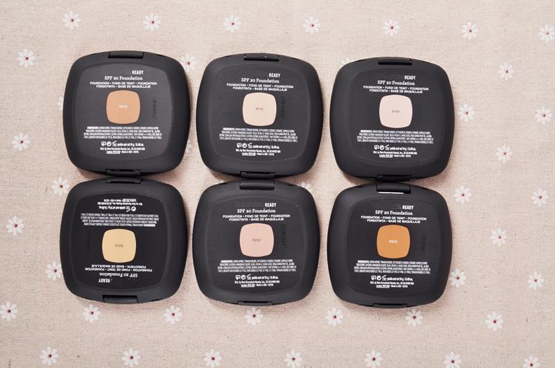 Hochwertiger HOT ursprüngliches Mineral SPF 20 Foundation 14g / 0.49oZ R150 / R170 / R250 / R270 / R310 / R330 DHL frei