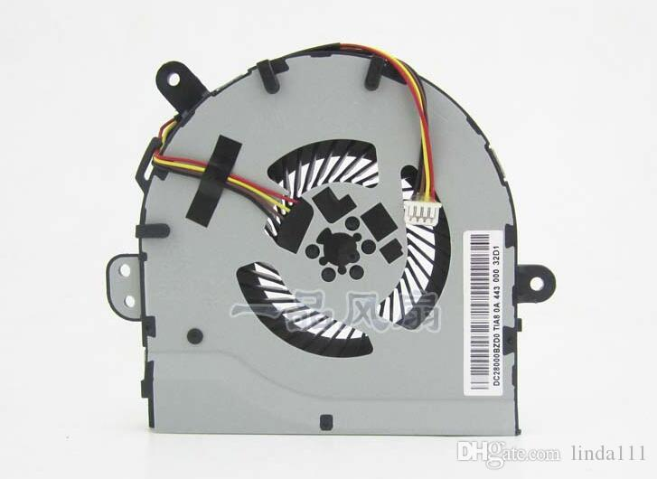 Delta KSB0605HC-CC15 DC5V 0.15A four wire cooling fan