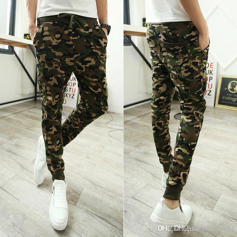 Watch - How to baggy wear army pants video