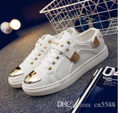 c020f796b5799 Hot ! New Fashion High Top Casual Shoes For Men PU Leather Lace Up ...