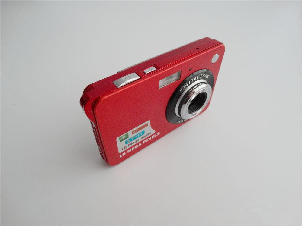 "1010x HD Digital Camera 16MP 2.7"" TFT 4X Zoom Smile Capture Anti-shake Video Camcorder DC530 Alishow 4-DV"