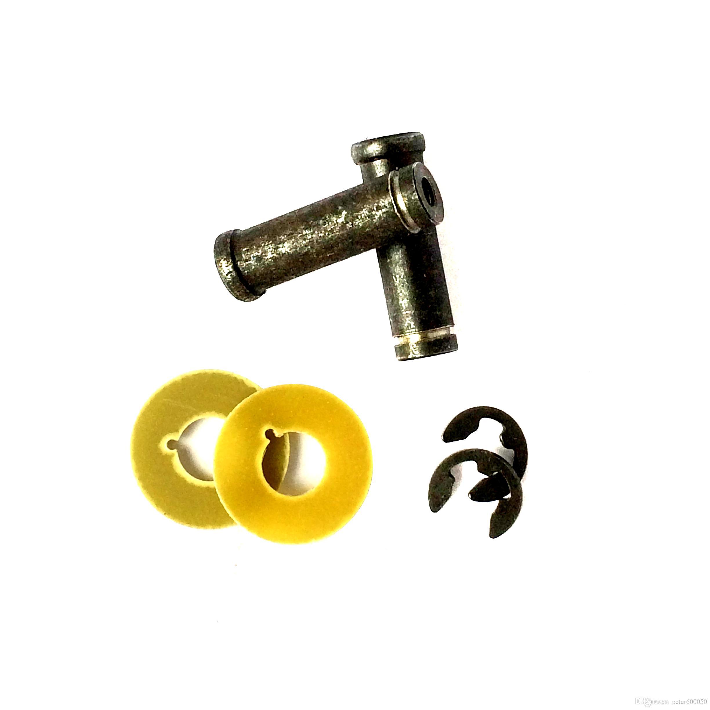 Altura de 31.2mm dos núcleos da bobina da máquina do tatuagem feitos do núcleo de bobina de aço 1018 frete grátis