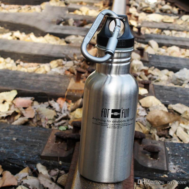 20 unids / lote hebilla de seguridad al aire libre aleación de aluminio D forma de escalada botón mosquetón clip de gancho llavero llavero mosquetones acampar yendo de excursión