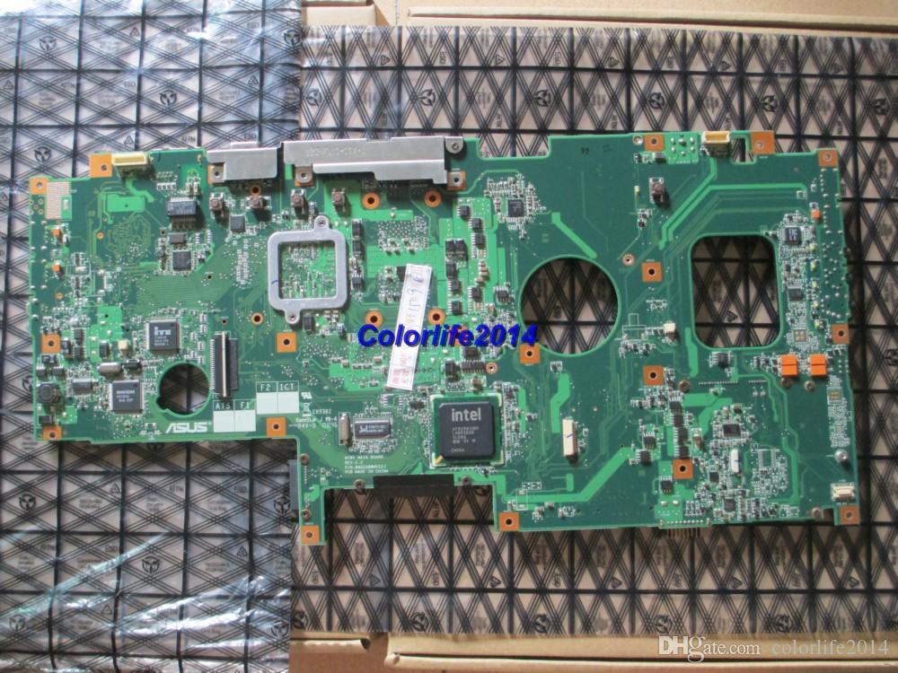 para ASUS X71A M70V rev 2.2 08G2A00MV22J Placa base para computadora portátil placa del sistema / placa base totalmente probada funcionando a la perfección