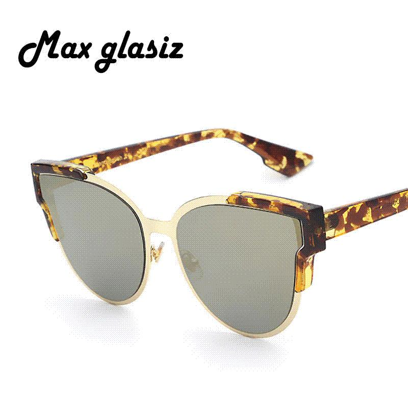 3feb7297d4 Compre 2016 Nueva Moda Súper Puntos Gafas Mujeres Vintage Sexy Cateye Gafas  De Sol Marca Diseñador Mujeres Cateye Gafas De Sol Gafas De Sol A $9.9 Del  ...