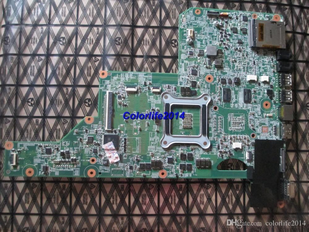615848-001 материнская плата для HP серии g72t ноутбук PC материнская плата Материнская плата DDR3 полностью протестированы и работают идеально