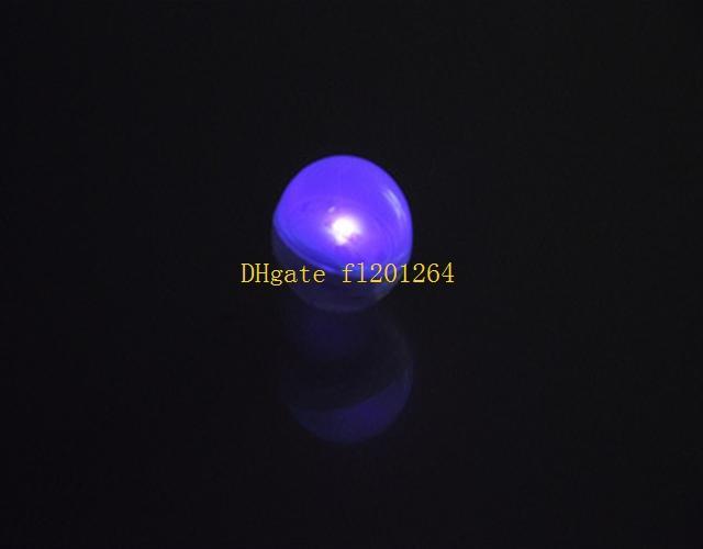 / Livraison Gratuite Fée LED Perles De Mariage Décoration 2CM Mini Coloré Petit Led Berries Étanche Flottant LED Lumières