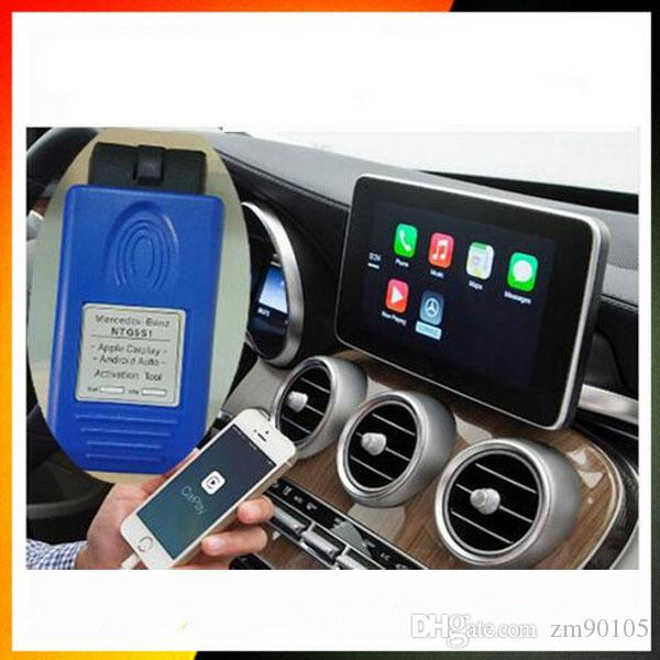 Lowest Price in Stock items Apple CarPlay and Android Auto activation tool  for Mercedes B-enz NTG5 S1