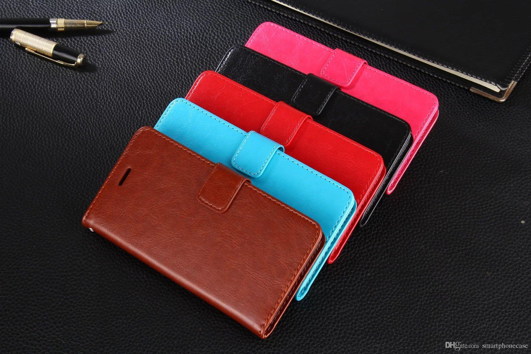 새로운 BBK Vivo V3 Max 케이스 커버의 새로운 럭셔리 BBK Vivo V3 Max의 럭셔리 컬러 풀 한 오리지널 슬림 플립 지갑 가죽 케이스