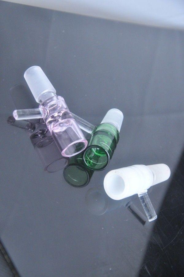 Nouvel Arival Livraison Gratuite En Verre Oil Rig joint mâle ashcatcher pour Glass bongs pipes à eau en verre Accessoires