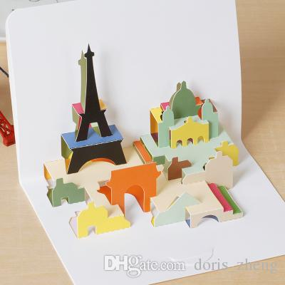 Cute pop up cards kids greeting cards 3d paper laser cut birthday cute pop up cards kids greeting cards 3d paper laser cut birthday cards gift message card sending gift cards online cards for gifts from doriszheng bookmarktalkfo Image collections