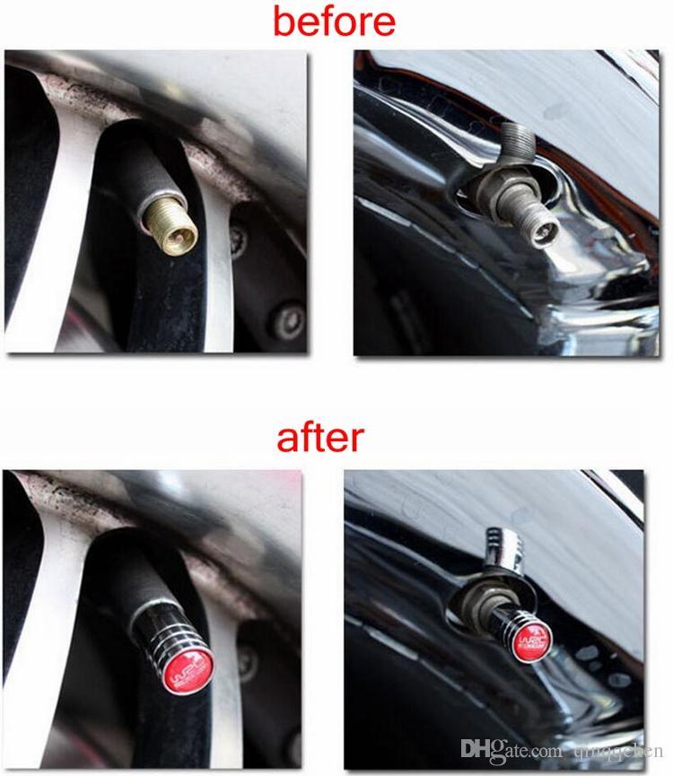 Chrome Metall Auto Rad Reifen Ventilkappen Für Mazda 3 5 2 Mazda6 ATENZA CX-5 CX-7 MX-5